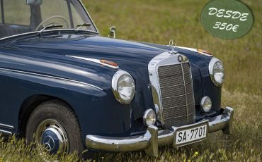 Mercedes 220s Ponton 1957
