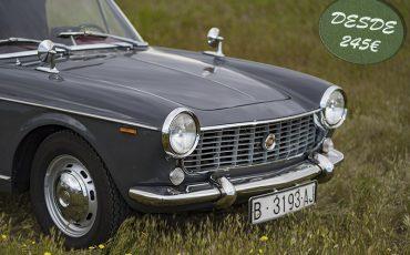 Fiat 1500 Spider Gris